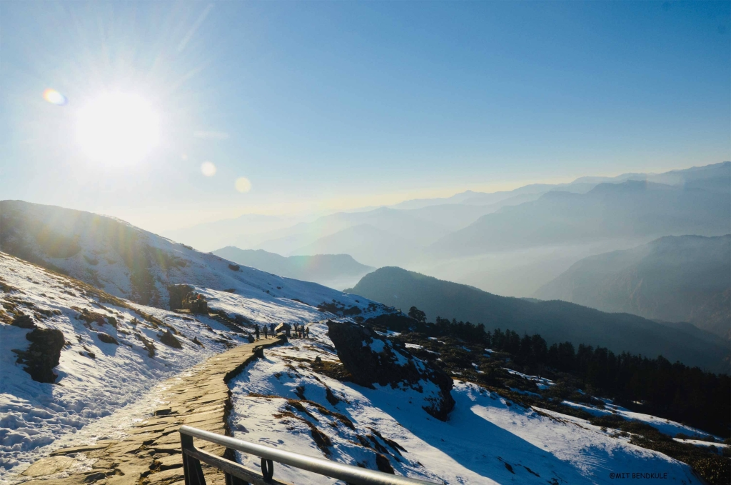 Enroute Tungnath Temple