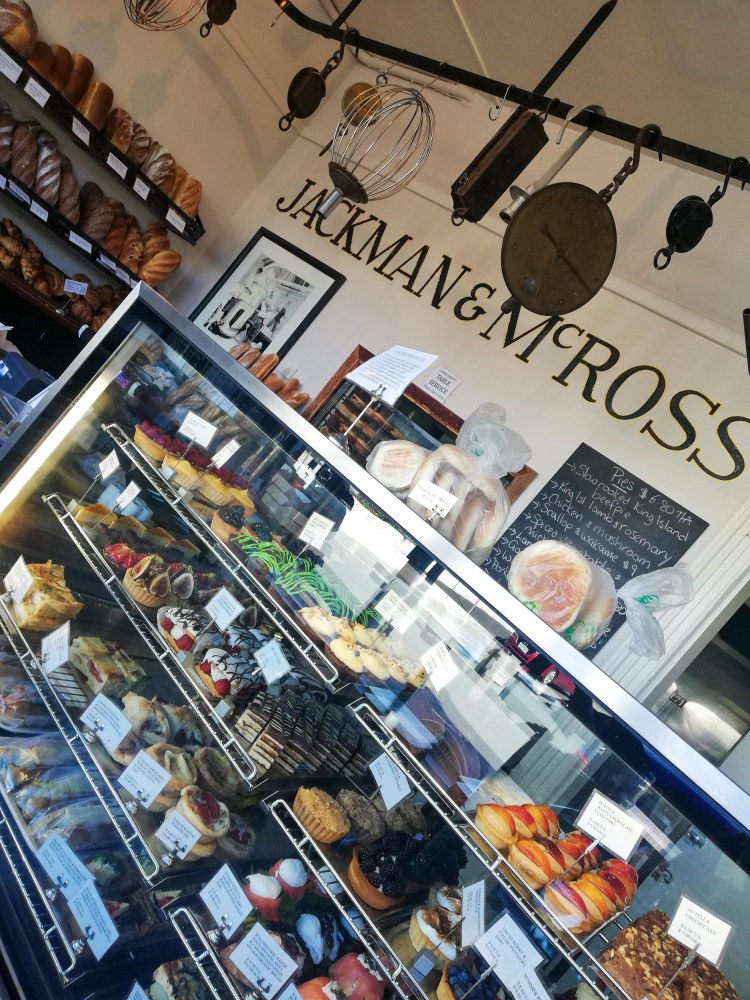 Jackman & McRoss - Oldest bakery around Kelly Town & Battery Point